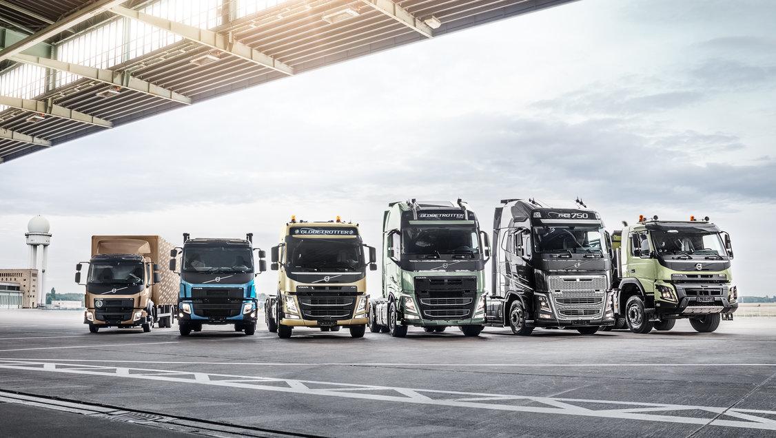Volvo Trucks sosiaalisessa mediassa