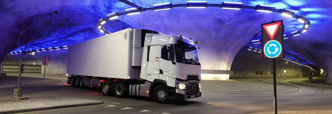 Tilaa Renault Trucks -uutiskirje