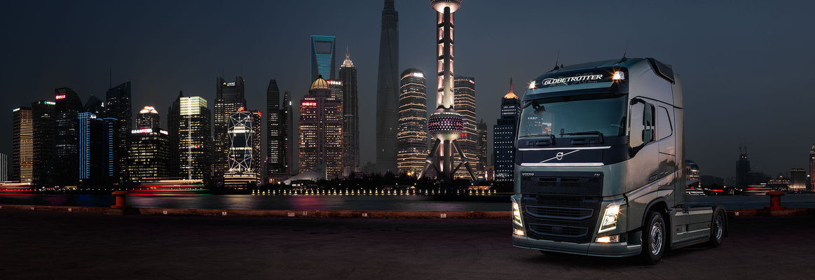 Volvo trucks dealer login FH night