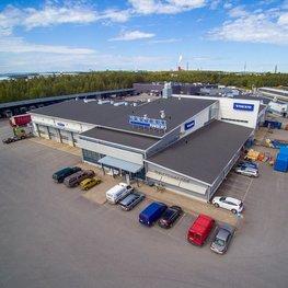 Kuorma-automyynti, -huolto ja -korjaamo Oulussa