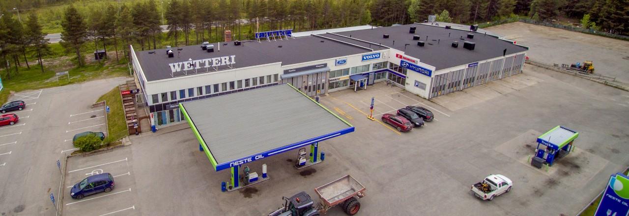 Wetteri Power Kuusamo