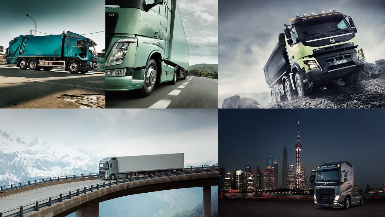 Volvo Trucks -kuvia