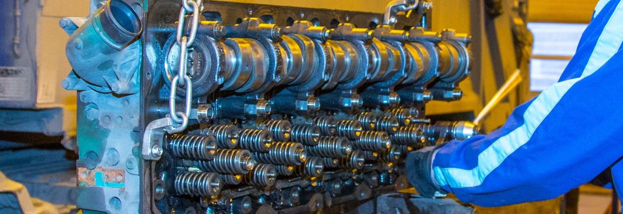 Wetteri Power moottorin korjaukset Volvo